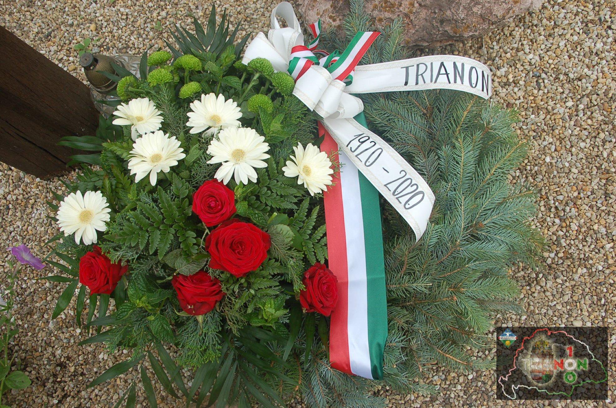 Trianon 100. évforduló – Megemlékezés Várbalogon